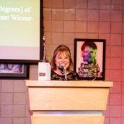 Annie Wareham - presenting Joely Fisher