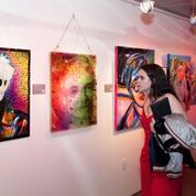 "Art Exhibit ""Change Agents"" by Russell Pierce"