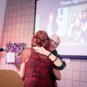 Faye Baglin and Donna Inglima
