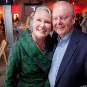 Faye and Wayne Baglin