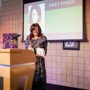 JoelyFisher Speaking 1