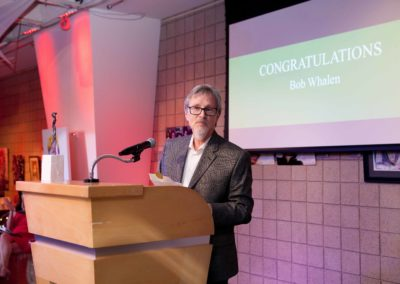 Jonathan Burke - Presenting Arts Leadership