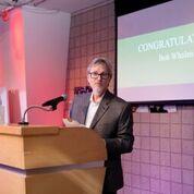 Jonathan Burke - Presenting Arts Leadership Award